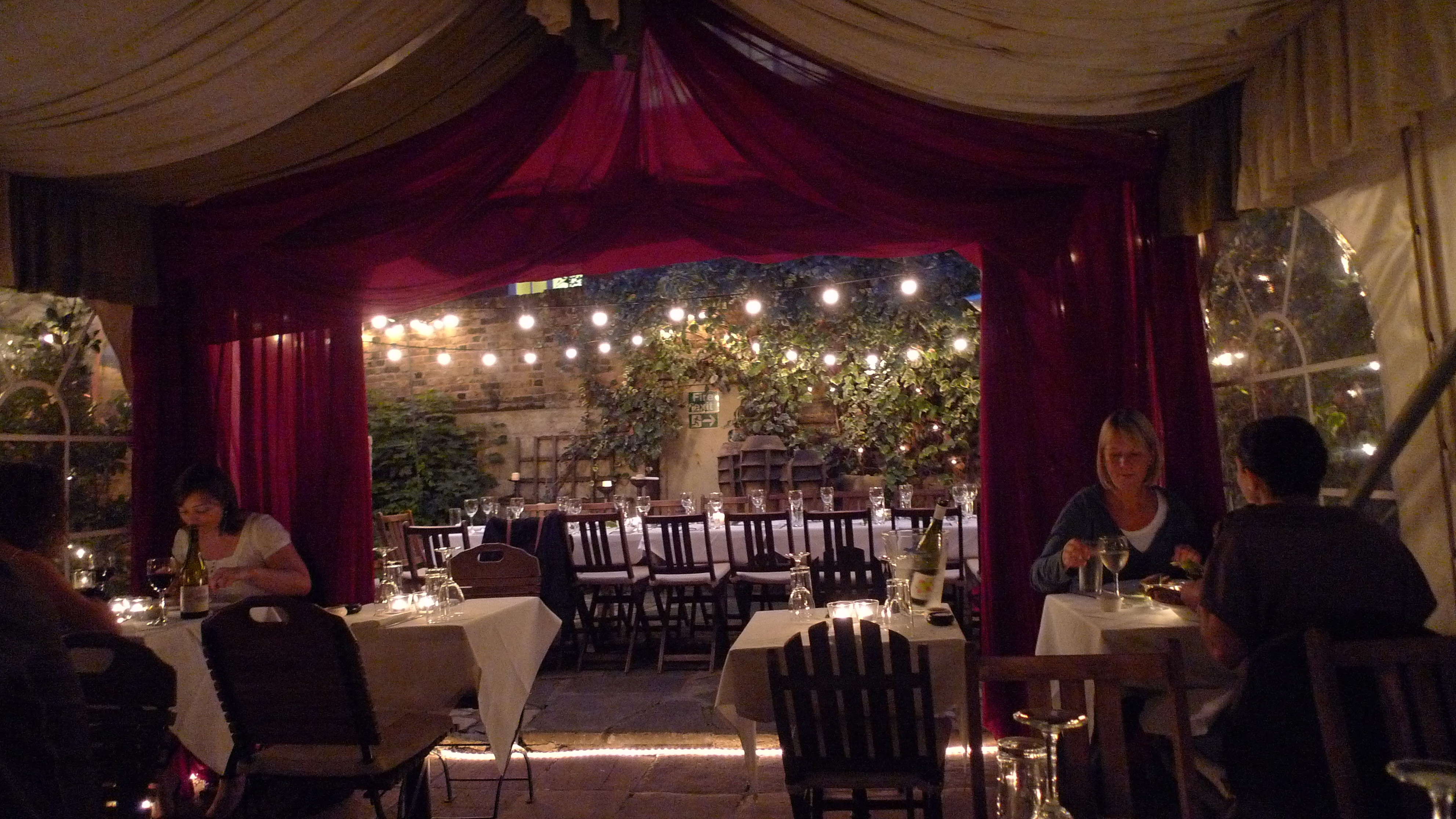 Metro Garden Restaurant Clapham