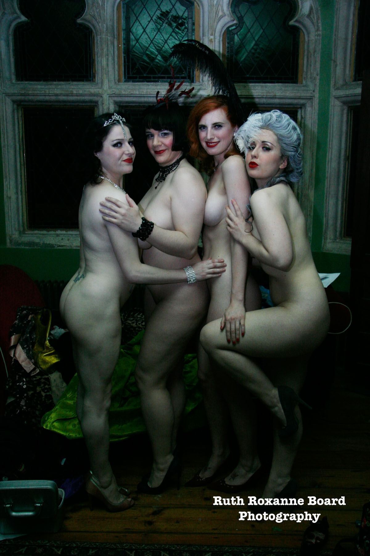 Project Naked female