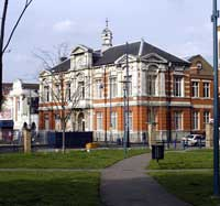 BrixtonCentralLibrary